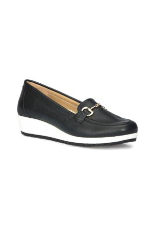 Polaris 71.157242.Z Siyah Kadın Ayakkabı