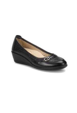 Polaris 71.157553.Z Siyah Kadın Ayakkabı
