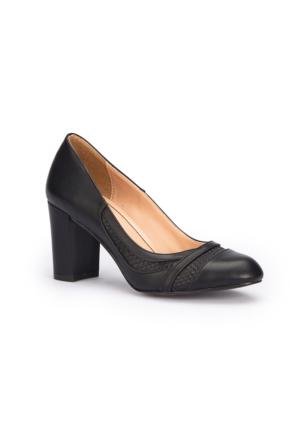 Polaris 71.309756.Z Siyah Kadın Ayakkabı