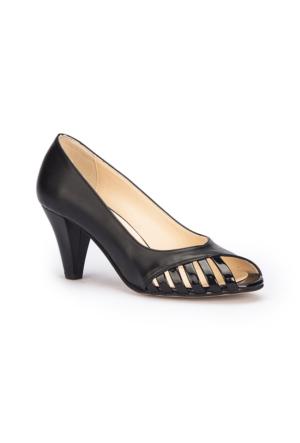 Polaris 71.309788.Z Siyah Kadın Ayakkabı