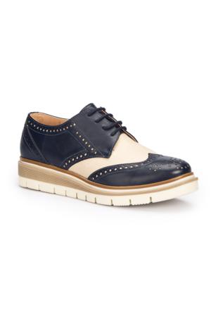 Polaris 71.310023.Z Lacivert Kadın Ayakkabı