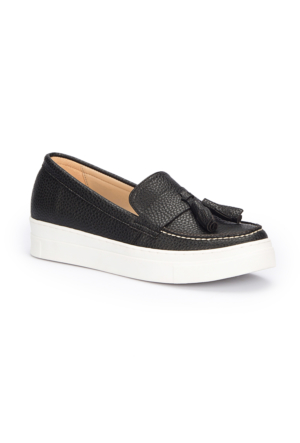 Polaris 71.310090.Z Siyah Kadın Ayakkabı