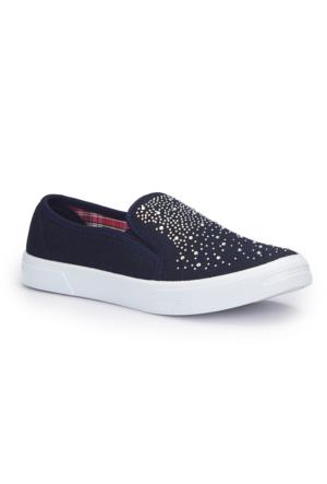 Polaris 71.354910.Z Lacivert Kadın Ayakkabı