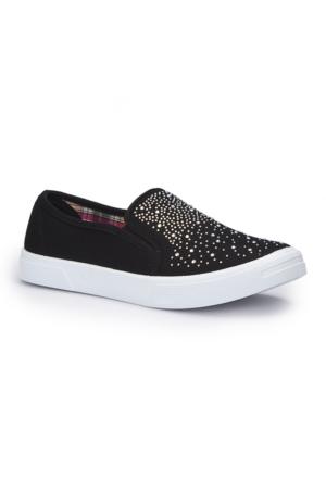 Polaris 71.354910.Z Siyah Kadın Ayakkabı