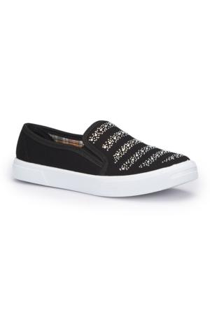 Polaris 71.354916.Z Siyah Kadın Ayakkabı