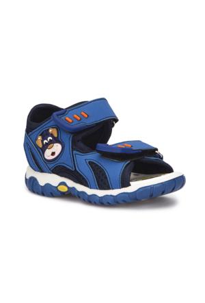 Polaris 71.509073.B Mavi Erkek Çocuk Athletic Sandalet
