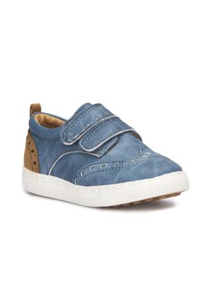 Polaris 71.509127.B Mavi Erkek Çocuk Sneaker Ayakkabı