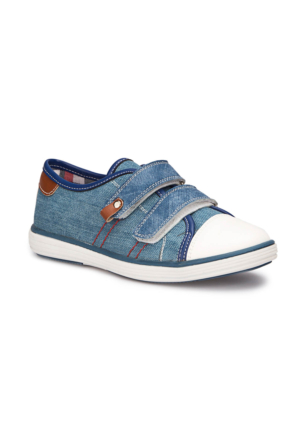 Polaris 71.509234.F Mavi Erkek Çocuk Sneaker Ayakkabı