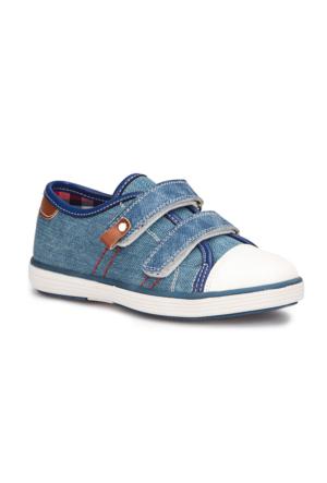Polaris 71.509234.P Mavi Erkek Çocuk Sneaker Ayakkabı