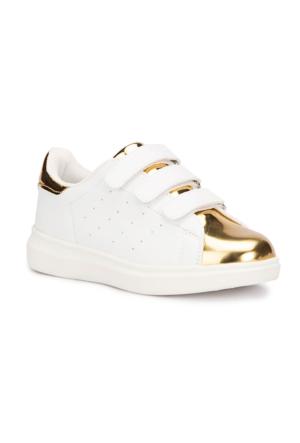 Polaris 71.509240.F Beyaz Kız Çocuk Sneaker Ayakkabı