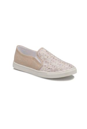 Seventeen GSVA150 Bej Kız Çocuk Ayakkabı