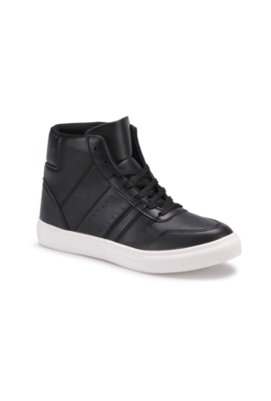 Torex Garda Siyah Erkek Sneaker Ayakkabı