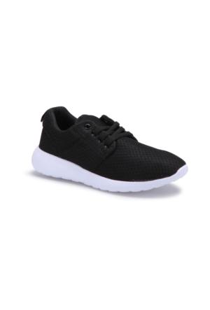 Torex Orion W Siyah Kadın Sneaker Ayakkabı