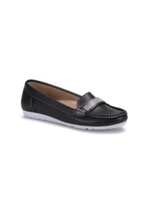 Travel Soft TS16SS102 Siyah Kadın Ayakkabı