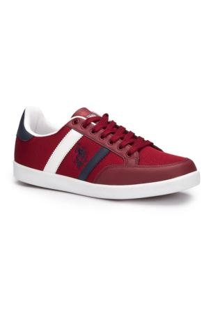 U.S. Polo Assn. Santo Bordo Erkek Sneaker Ayakkabı