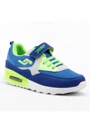 Jump 13083 Air Günlük Yürüyüş Koşu Erkek Çocuk Spor Ayakkabı