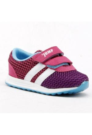 Jump 15680 Günlük Kız Çocuk Spor Ayakkabı