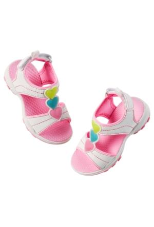 Carter's Küçük Kız Çocuk Sandalet Sparkly2