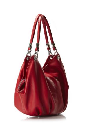 Guzini Parma Kırmızı Çanta