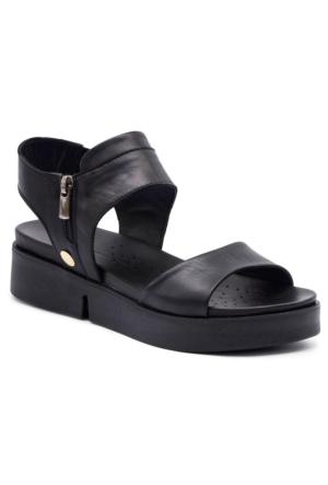 Mammamia D17Ys1205 Siyah Terlik - Sandalet