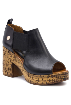 Mammamia D17Ys1705 Siyah Terlik - Sandalet
