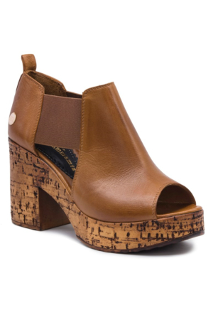 Mammamia D17Ys1705 Taba Terlik - Sandalet