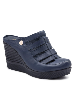 Mammamia D17Ys2040 Lacivert Terlik - Sandalet