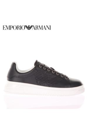 Emporio Armani Erkek Ayakkabı X4X180Xg781