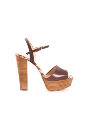 Rouge Kadın Sandalet Taba