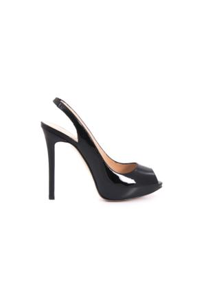 Rouge Kadın Sandalet Siyah