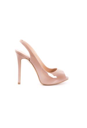 Rouge Kadın Sandalet Pudra