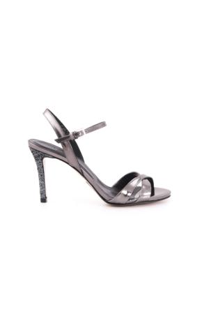 Rouge Kadın Sandalet Antrasit