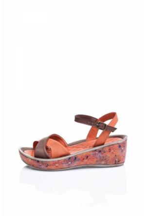 Bueno Kroket Emo 024 Sandalet