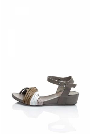 Bueno Pastel Multi6 Sandalet