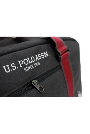 U.S. Polo Assn. Plduf6986-Gr Gri Seyahat Çantası