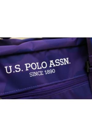 U.S. Polo Assn. Plduf6991-Mr Mor Seyahat Çantası