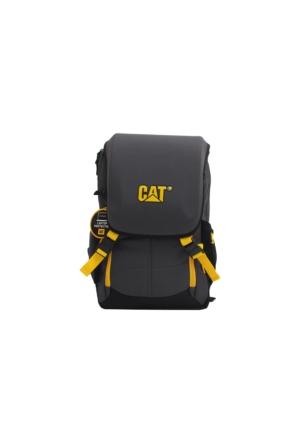 Cat 83369-172-S-Ant Erpıllar Siyah Sırt Çantası