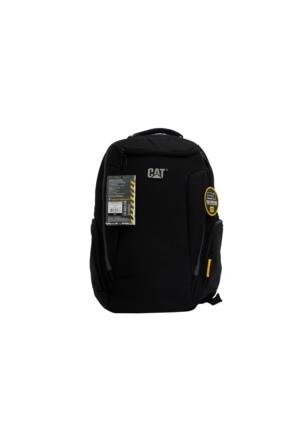 Cat 83379-01-S Erpıllar Siyah Sırt Çantası