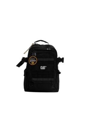 Cat 83393-01-S Erpıllar Siyah Sırt Çantası