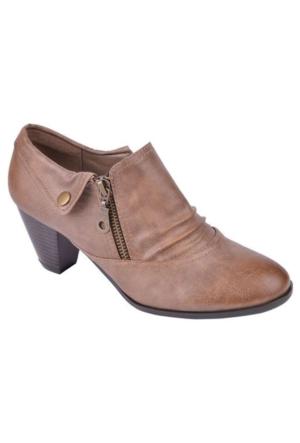 Polaris 154053-18 Vizon Bootie Kadın Ayakkabı