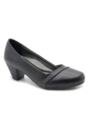 Polaris Alçak Topuk Ortopedik Anne Ayakkabı