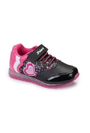 Polaris 350460 Kız Çocuk Işıklı Spor Ayakkabı