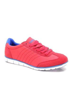 Polaris Kırmızı Kadın Spor Ayakkabı