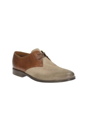 Clarks Hawkley Walk Erkek Ayakkabı Gri