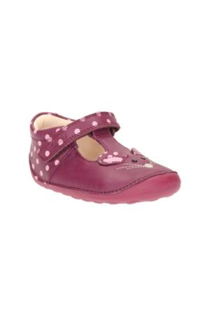 Clarks Little Pip Kız Çocuk Ayakkabı Fuşya