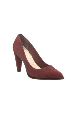 Clarks Azizi Poppy Kadın Ayakkabı Bordo