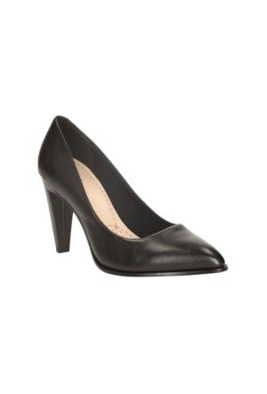 Clarks Azizi Poppy Kadın Ayakkabı Siyah