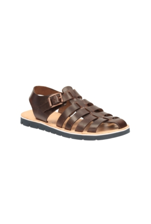 Clarks Pennard Sea Erkek Sandalet Kahverengi
