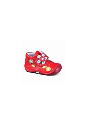 Sanbe 16K305I3011 19 - 23 Deri İlk Adım Ayakkabı Kız