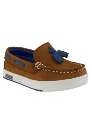 Vicco 910.Z.214 Deri Çocuk Kahverengi Çocuk Ayakkabı